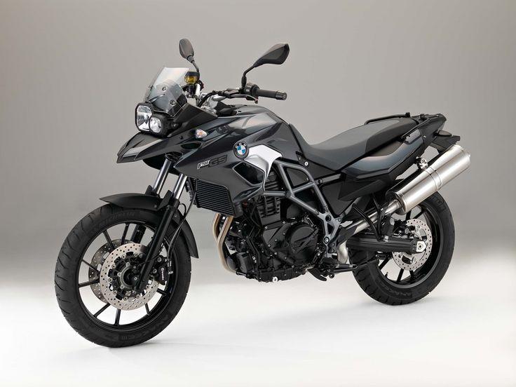 Обновленные мотоциклы BMW F700GS и BMW F800GS 2016