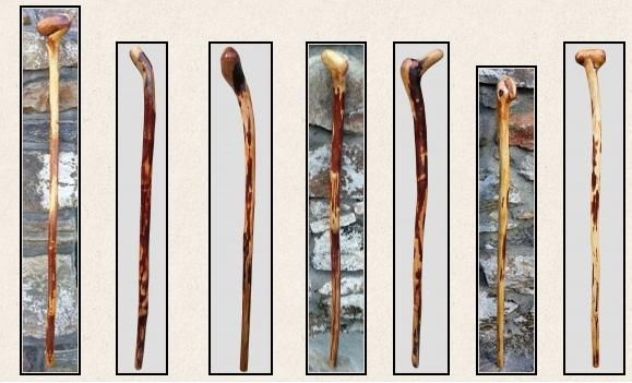 Whereas blackthorn is generally regarded as the vital wood for antique walking sticks, suitable pieces are solid to come by. Many more Sticks For retailing at derryhicksticks.com in affordable prices.