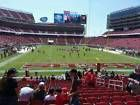 #Ticket  2 San Francisco 49ers Season Tickets  Sec 104 Row 20 (Aisle)- 2016 Season #deals_us