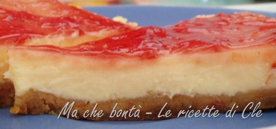 Cheese Cake Semplice. #ricetta di @wondercle