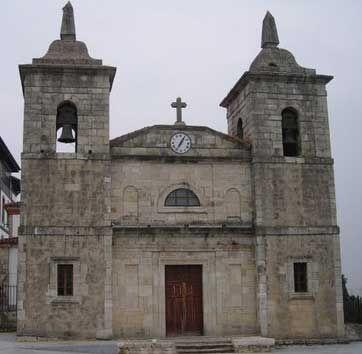 iglesia de columbres