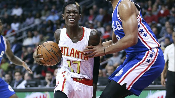 Report: 76ers prepared to offer Dennis Schröder max contract in 2017
