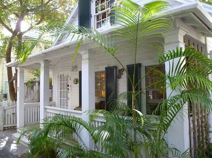 Key west style caribbean home pinterest for Beach cottage style homes