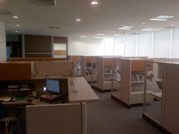 3 PIANI DI UFFICI SULLA TORRE GLOBAL BANK, PANAMA