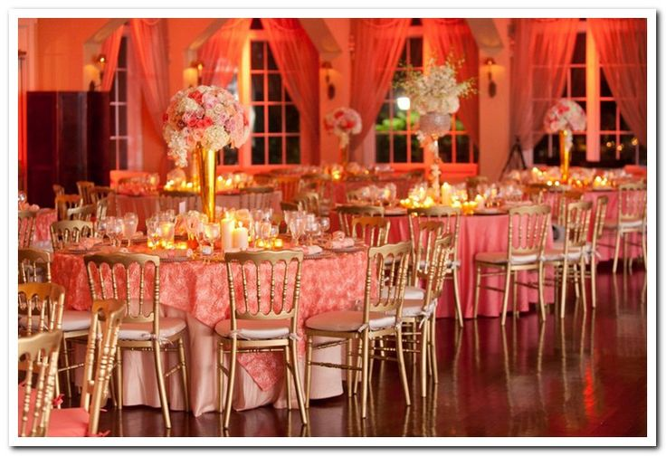 amazing coral wedding themes (20)