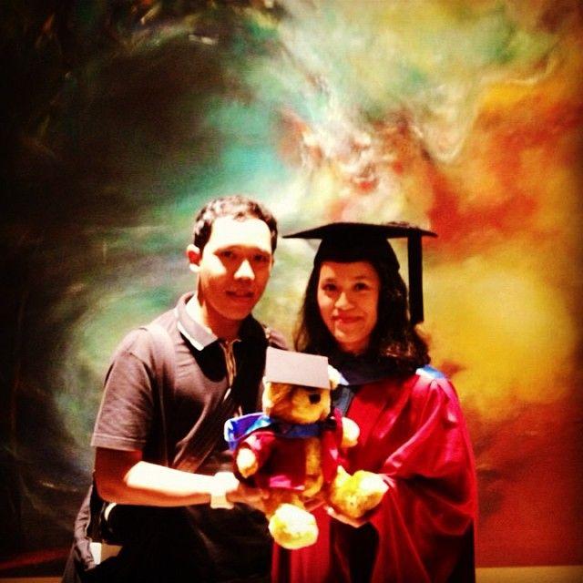 Thanks to @sophianjamil & @im_ainun for sharing this great Murdoch University Graduation photo!