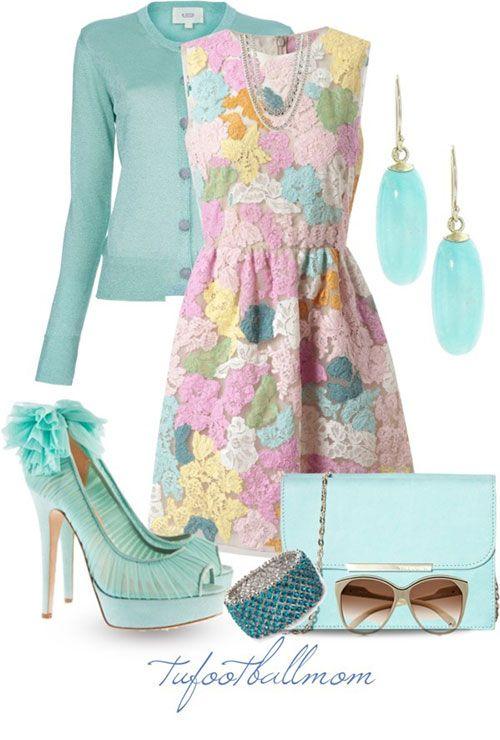 1000 ideas about easter dresses for women on pinterest for What color to wear on easter sunday