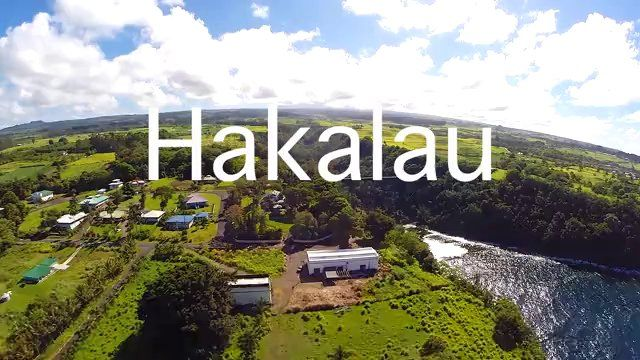 A short video of our property in beautiful Hakalau, Hawaii