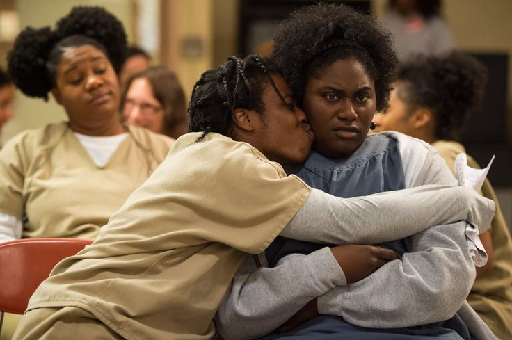 """'Orange Is The New Black' Cast Release The Prison Version Of 'Peeno Noir' - http://www.jfashion.co.uk/jfashion/blog/orange-is-the-new-black-cast-release-the-prison-version-of-peeno-noir/            It seems to be like """"Peeno Noir"""" has some critical competitors. The hit music, carried out by Titus Andromedon(Tituss Burgess) on """"Unbreakable Kimmy Schmidt""""is a Netflix hit for the ages. It has all the things -- penis references, wonderful vocals and a catchy be"""