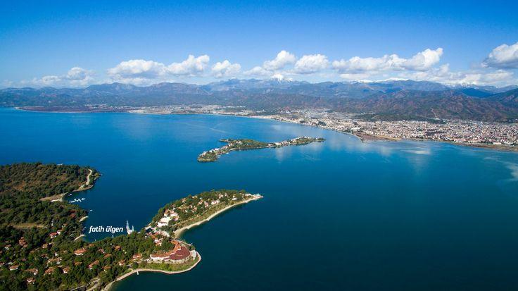 #Sovalye (Knight) Island near #Fethiye