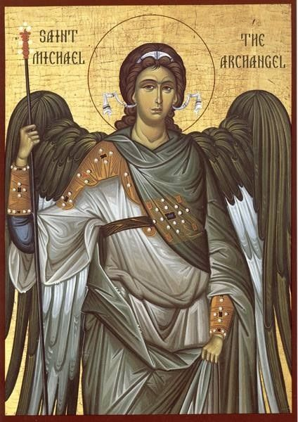 St. Michael the Archangel #icône