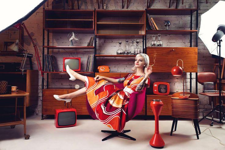 Vintage Girl: Gdzie są polskie marki w stylu retro i pin up