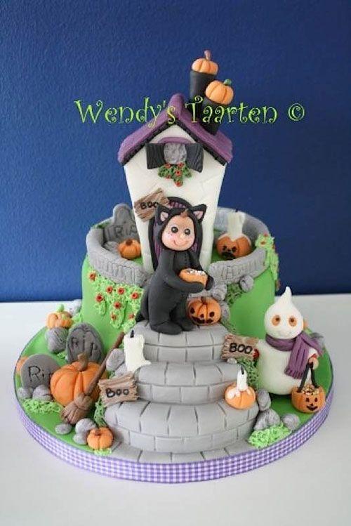 354 Best Halloween Images On Pinterest Cookies