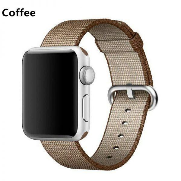 Pin On Sport Nylon Apple Watch Bands