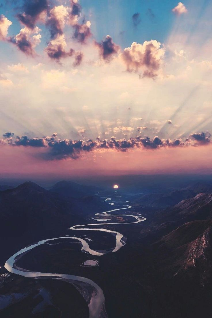Sunset photography | Sun setting | Landscape photography | Nature photography | ...