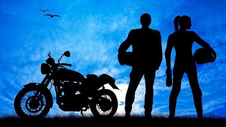 #Biker aufgepasst: Wie Motorradfahrer sicher in die Saison starten! Foto: RossellaApostoli/iStock/Thinkstock