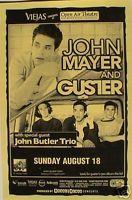 JOHN-MAYER-GUSTER-2003-SAN-DIEGO-CONCERT-TOUR-POSTER