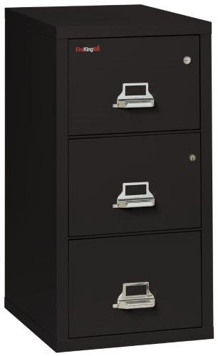 Fire Resistant 3 2131 Cblsf Industrial Black Finish 3 Drawer