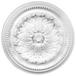 Transitional Ceiling Medallions by The Renovator's Supply, Inc.
