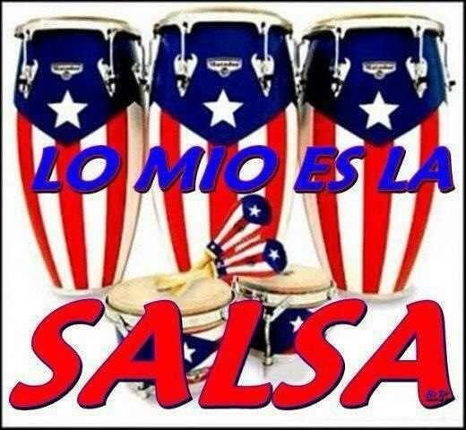 Salsa Music.