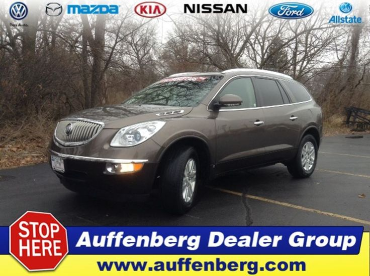 Used 2008 Buick Enclave CX for sale in ofallon, belleville