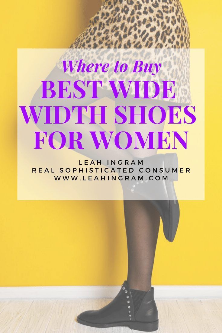 best places to buy wide shoes