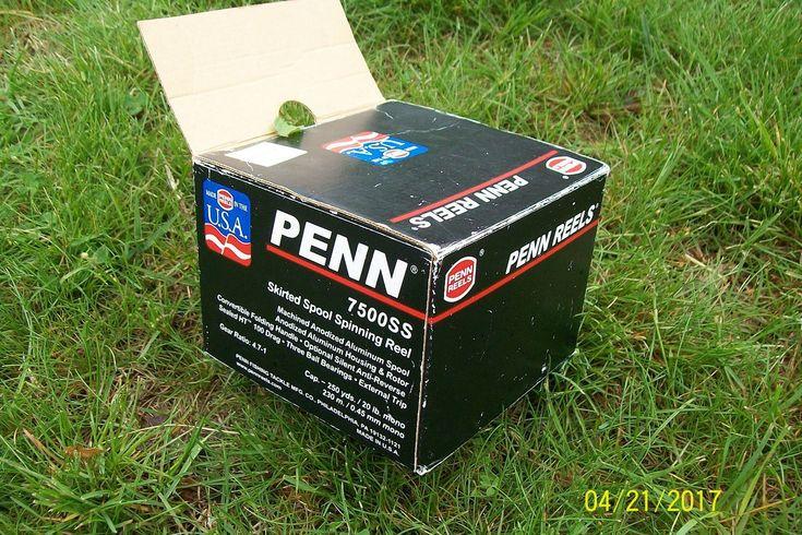 Penn Reels 7500ss #PennReels
