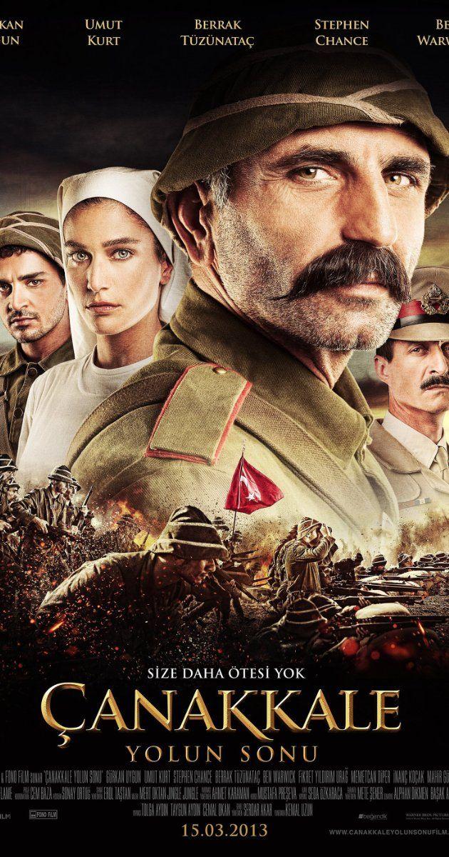 Çanakkale Yolun Sonu (2013) Movie posters, Full movies