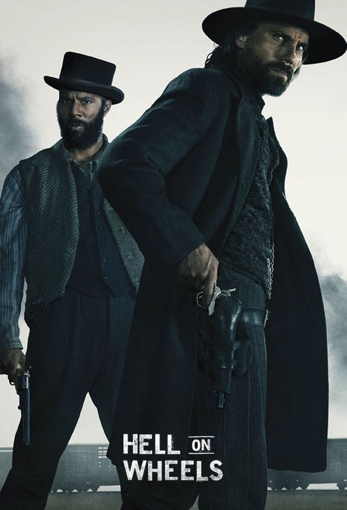 Hell on Wheels tells the epic story of post-Civil War America, focusing on a Confederate soldier (Mount) who sets out to exact revenge on the Union soldiers who have killed his wife. Description from mytvseriesapp.com. I searched for this on bing.com/images