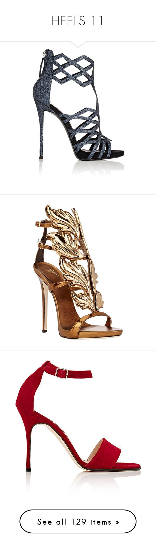 """""""HEELS 11"""" by missk2blue ❤ liked on Polyvore featuring shoes, sandals, heels, navy, navy blue high heel sandals, caged heel sandals, leather sole shoes, high heel platform sandals, heeled sandals and giuseppe zanotti"""