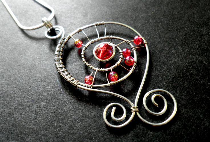 répa's wire pendant