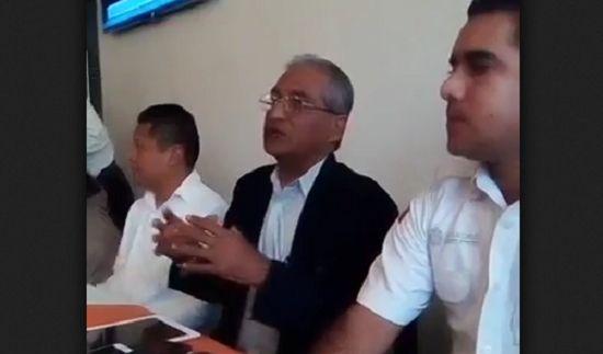 Corruptos e inexpertos llegan a la delegación de tránsito en Poza Rica (Video) - http://www.esnoticiaveracruz.com/corruptos-e-inexpertos-llegan-a-la-delegacion-de-transito-en-poza-rica-video/
