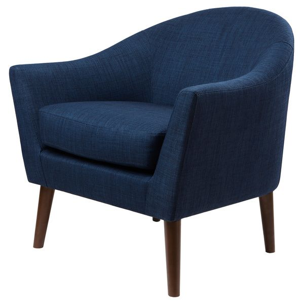 17 Best Ideas About Navy Accent Chair On Pinterest