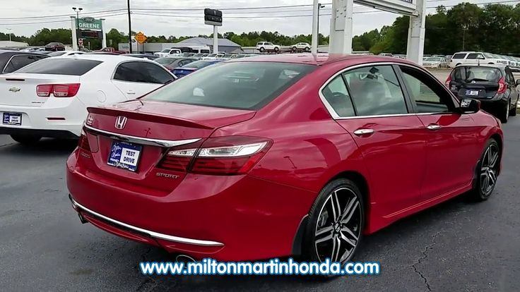 25 best ideas about honda accord sport on pinterest for Milton martin honda used cars