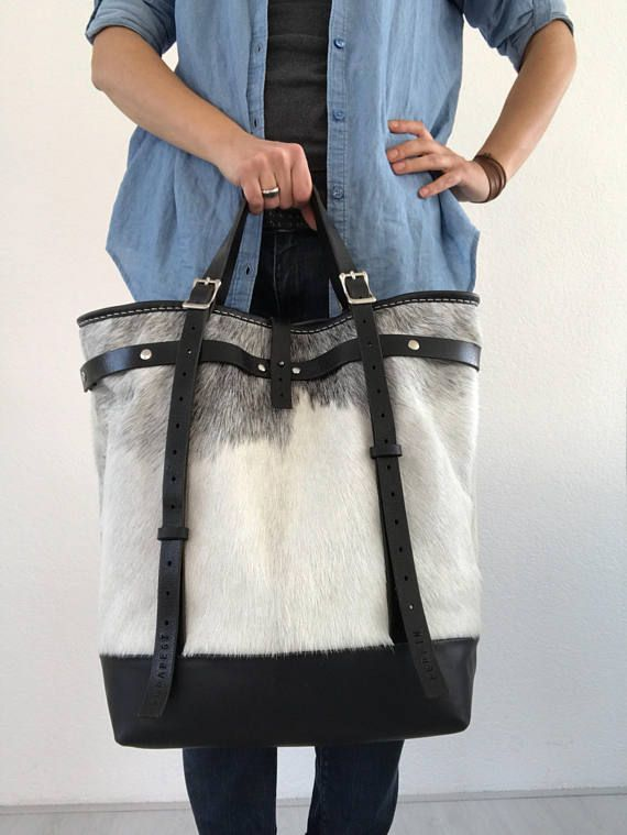 Hey, I found this really awesome Etsy listing at https://www.etsy.com/listing/515068273/large-calfhide-tote-bag-shoulder-bag