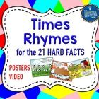 Multiplication Rhymes Posters Video