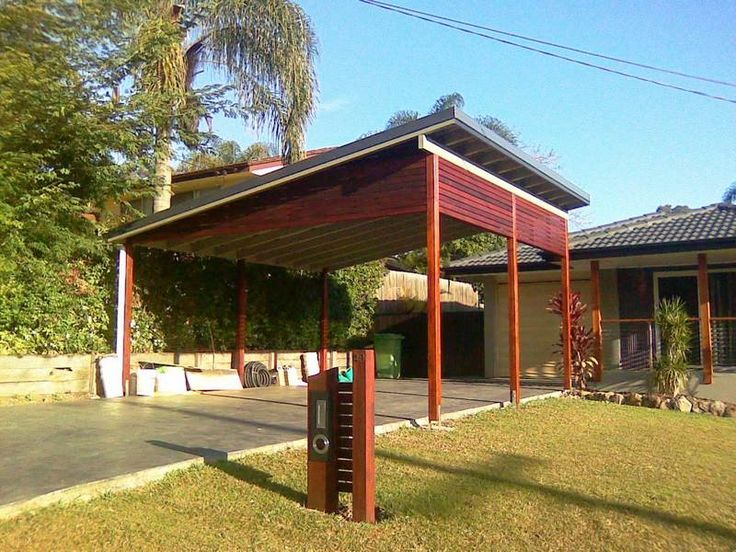 Carports Brisbane | Q1Projects
