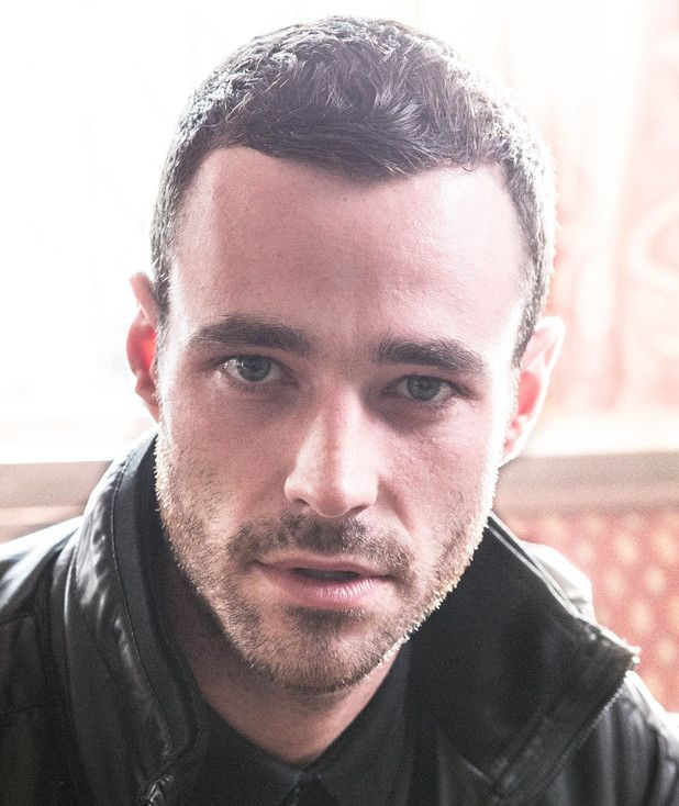 Sean Ward as Callum in Coronation Street. Kylie's ex-boyfriend, and father of Max.