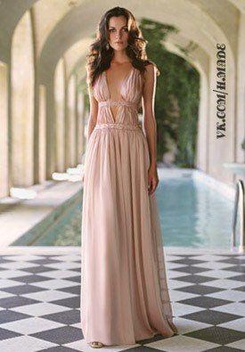 HandMadera: Greek dress DIY (2 easy ideas for a goddess look)