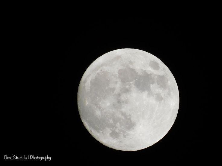 Beautiful moon 🇬🇷🇬🇷🇬🇷
