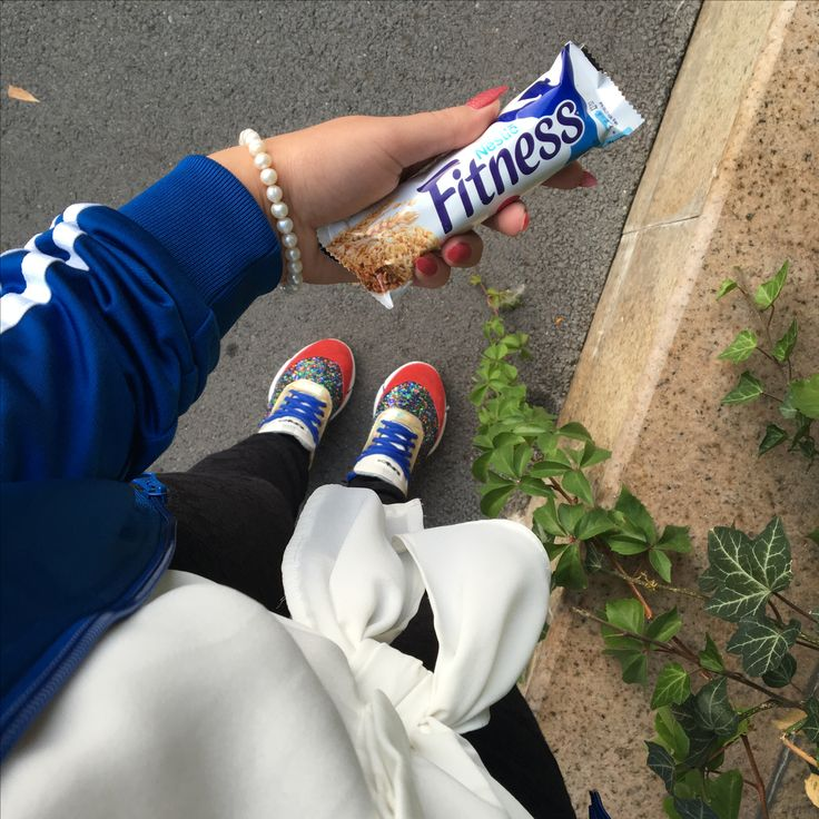 When your snack matches your outfit