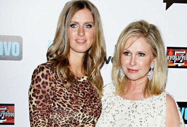 Nicky Hilton Slams Rumors Mother Kathy Is Joining RHOBH