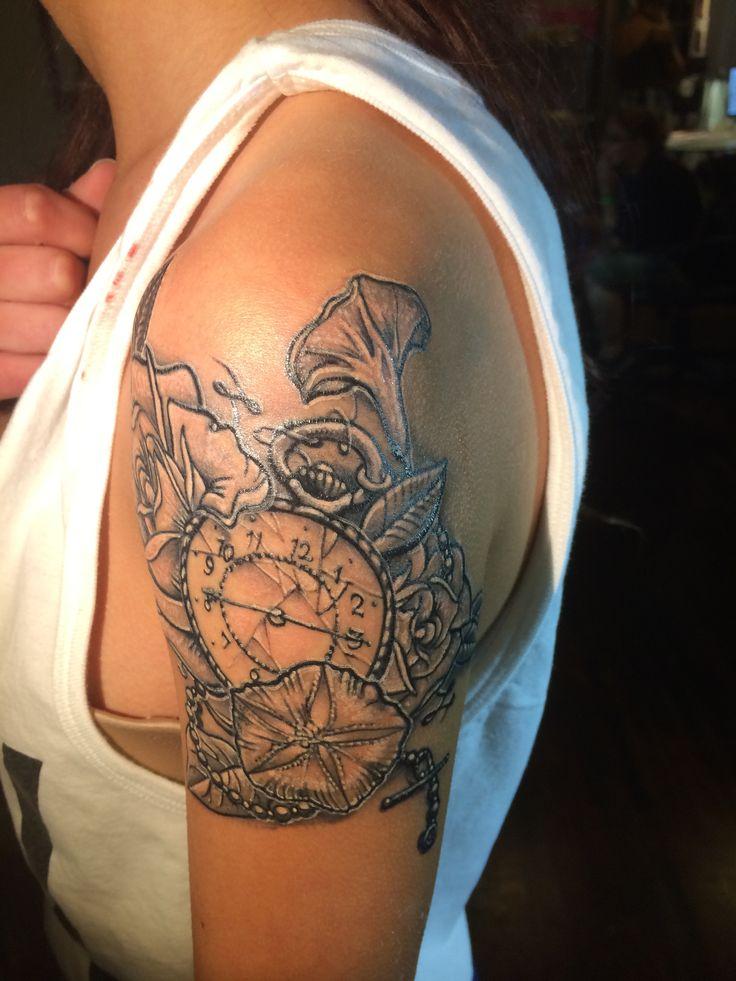 Die besten 25 opa uhr tattoo ideen auf pinterest for How much is a prinker tattoo
