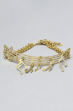 The Melody Bracelet by Your Eyes Lie