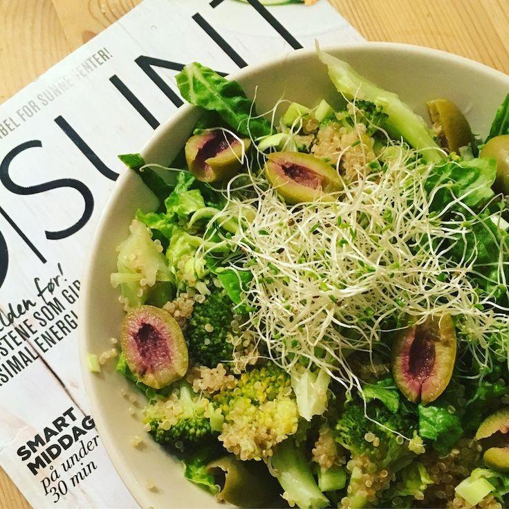 Quinoa er en frøsort med høy proteinkvalitet, og er et «must have» for veganere og vegetarianere. Den inneholder alle de essensielle aminosyrene og er særlig rik på aminosyren lysin, d…