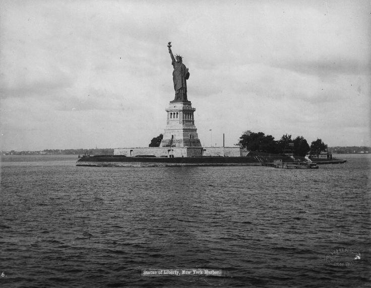 La Statua della Libertà-1893