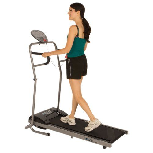 ProGear 350 Power Walking Electric Treadmill with Heart Pulse Sensors >>> Check this awesome product by going to the link at the image.