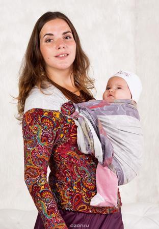 """Мамарада Слинг с кольцами Кэнди размер М  — 1821р. ------------- Слинг с кольцами позволяет носить ребенка как горизонтально в положении """"Колыбелька"""" так и в вертикальном положении. В слинге в положении """"Колыбелька"""" малыш располагается точно так же, как у мамы на руках, что особенно актуально для новорожденного. Ткань слинга равномерно поддерживает спинку малыша по всей длине. Малышу комфортно и спокойно рядом с мамой. Мама в это время может заняться полезными делами или прогуляться. В…"""