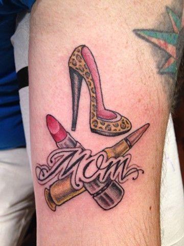 High Heel Shoe Tattoo Designs | high heels velvet high heels tattoo shoes sparkle high heels high heel ...