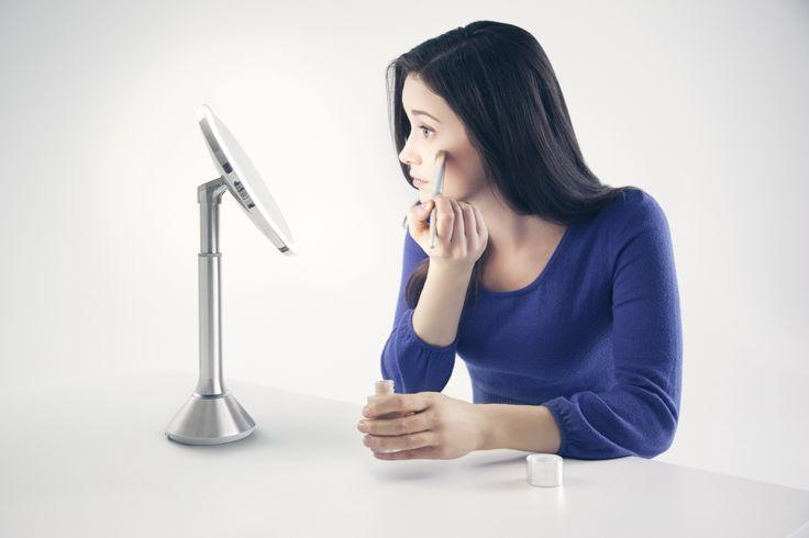Mirror Sensor - Wireless - Mobile - SIMPLEHUMAN - DECO Salon